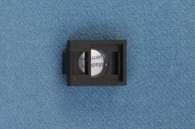 Fadenzähler 10fach-Vergrößerung, Kunststoff
