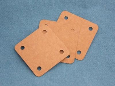 Weaving Tablets, Cardboard