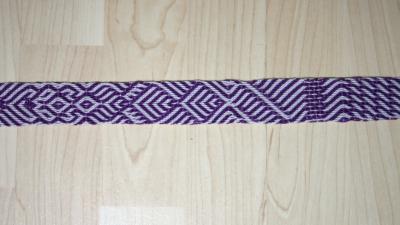 Brettchenweben mit System - Understanding Tablet Weaving.
