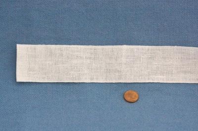 linen tape, 40 mm